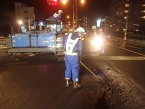 2019.10.31 平成30年度舗修単債大第100-2号舗装補修工事